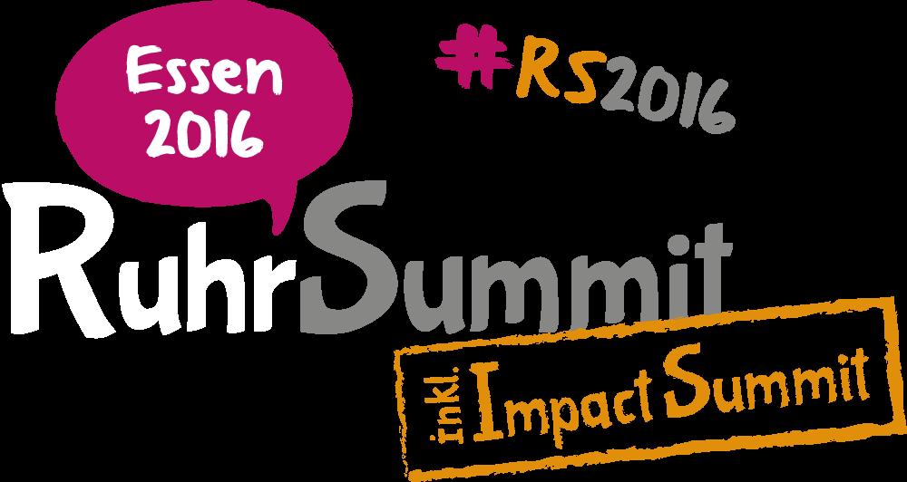 Ruhrsummit Logo neu