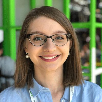 Viktoriya Lebedynska